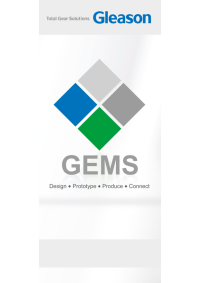 GEMS - Gleason Engineering and Manufacturing System